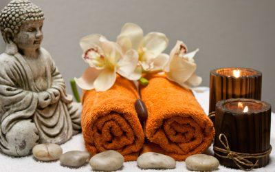 Auto massage QI GONG d'hiver