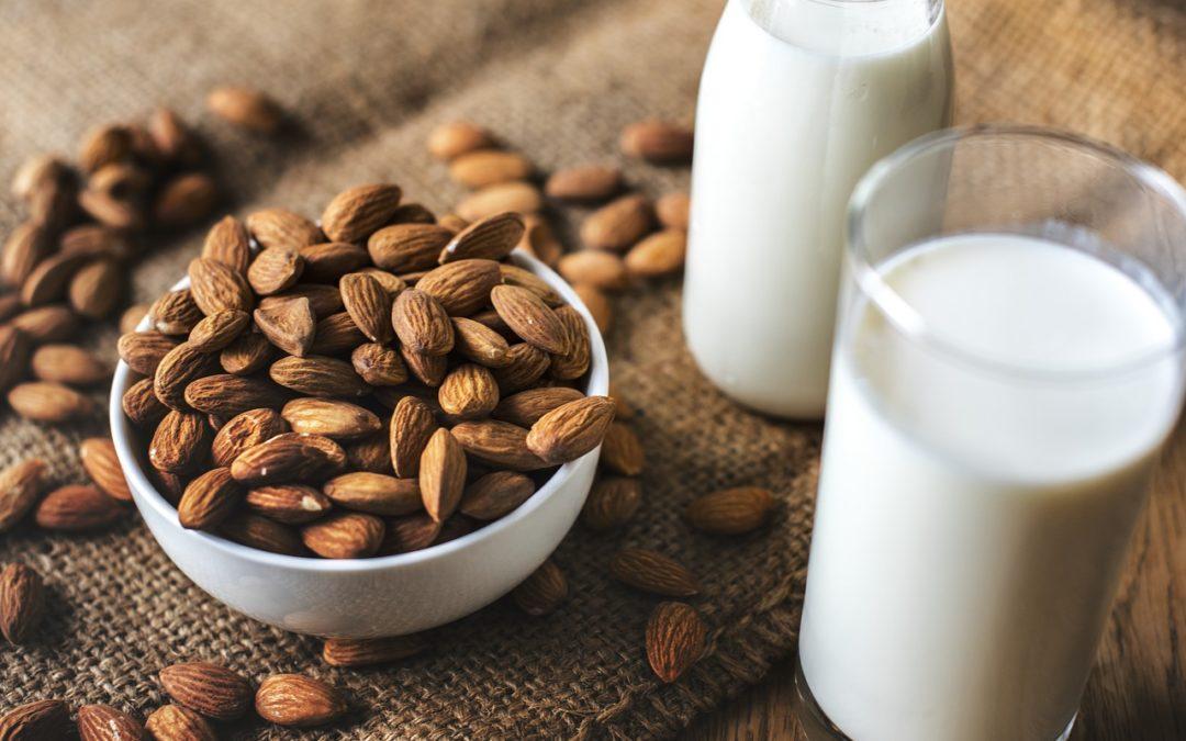 Les laits et jus végétaux
