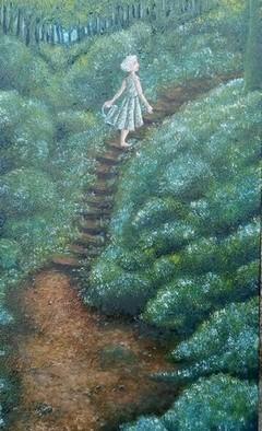 Exposition des peintures de l'artiste alréenne Marie Pendélio